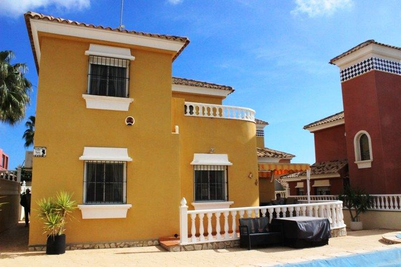 Resale - Detached  - Orihuela-Costa