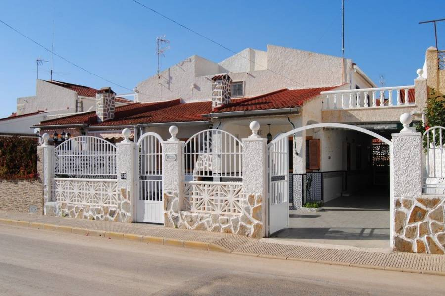Resale - Semi-detached  - San Pedro Del Pinatar - El Mojón