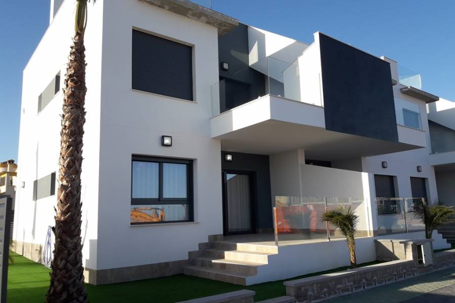 New Build - Apartments - Pilar de la Horadada