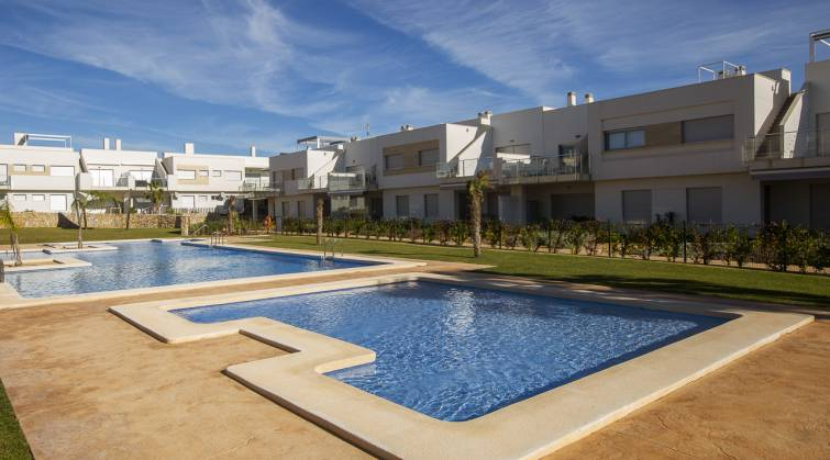 Apartments - New Build - Orihuela - Orihuela