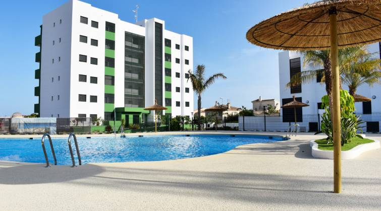 Apartments - New Build - Torre de la Horadada - Mil Palmeras