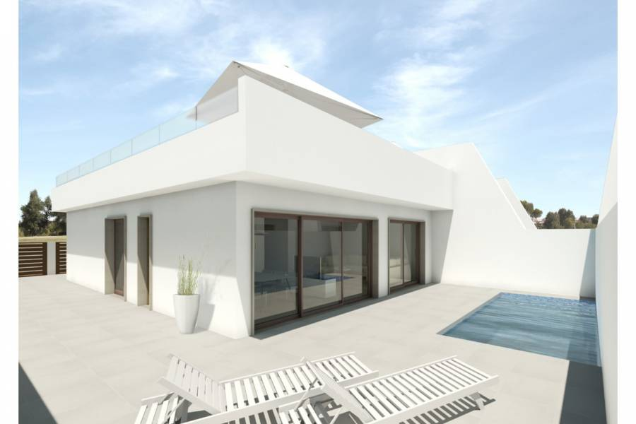 New Build - Detached  - Pilar de la Horadada
