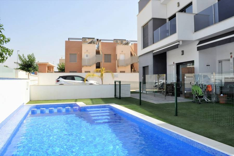 Resale - Apartments - Torre de la Horadada