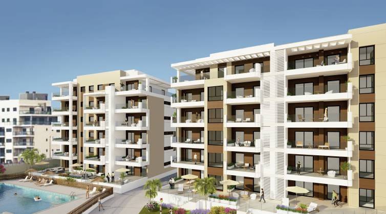 Apartments - New Build - Torre de la Horadada - Torre de la Horadada