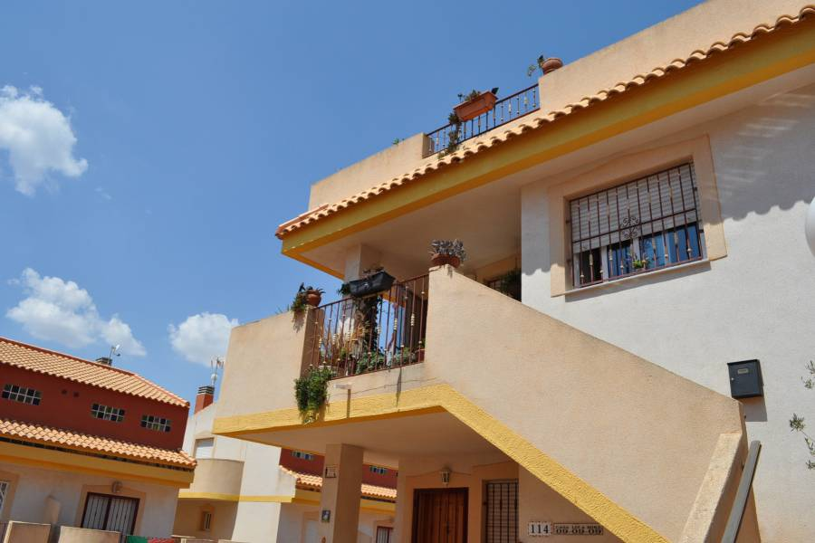 Resale - Semi-detached  - La Zenia